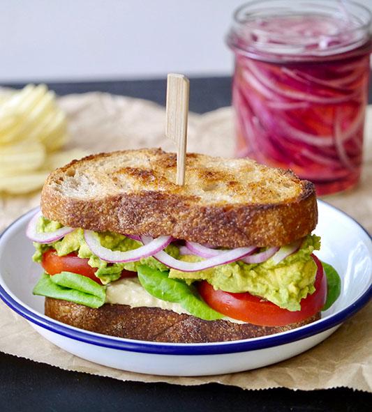 Florentin Club sandwich